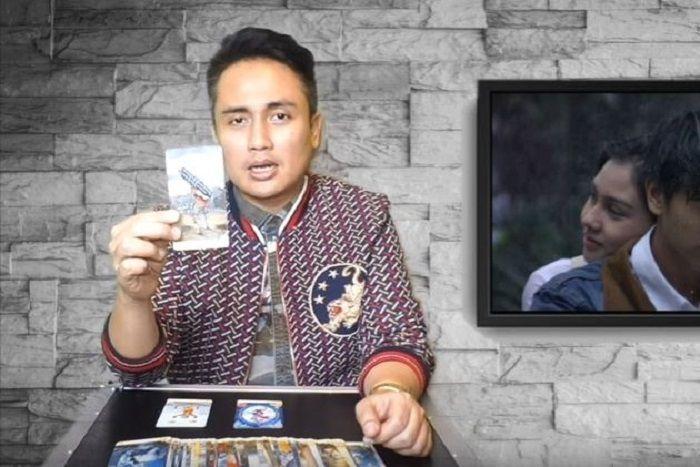 Prediksi Denny Darko soal hubungan Iqbaal Ramadhan dan Vanesha Prescilla