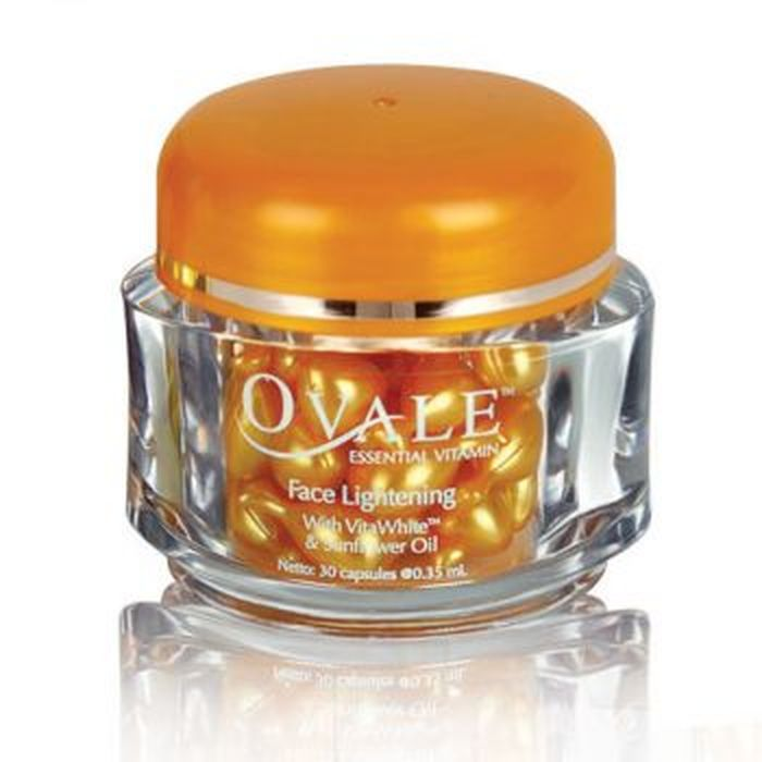 Ovale Essential Vitamin Lightening Face
