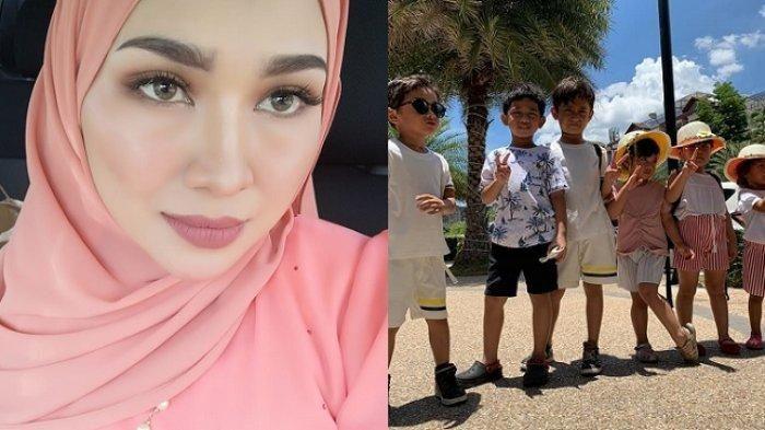 Nissa dan anak-anaknya