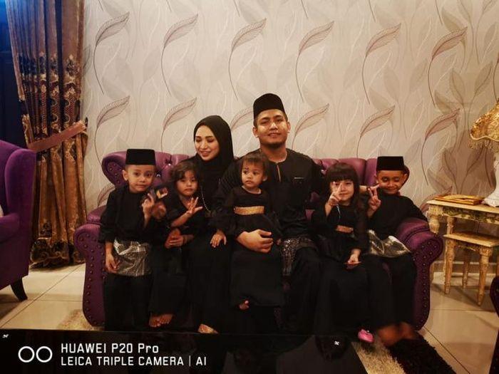 Nissa dan keluarga