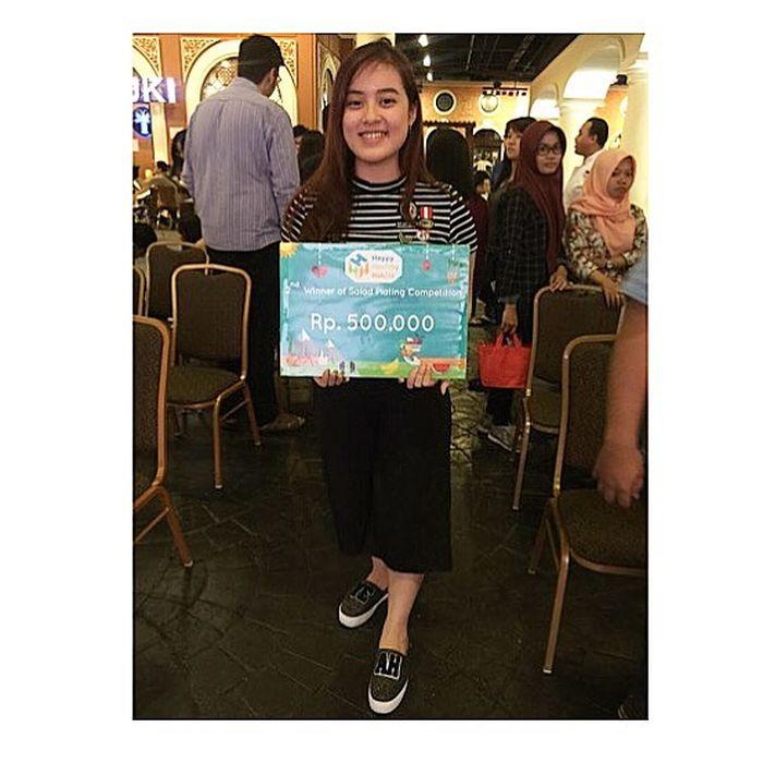 Fani Horison, pemenang MasterChef Indonesia 2019