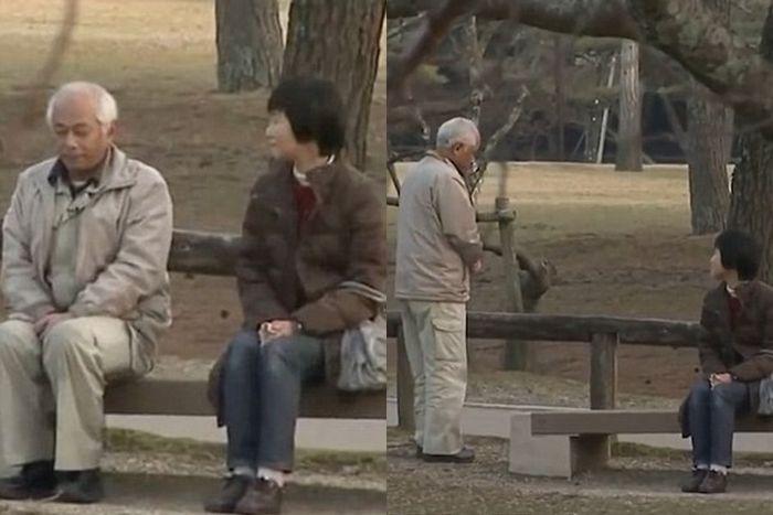 Otou menceritakan alasannya berhenti bicara dengan sang istri