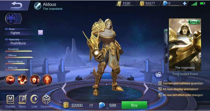 Aldous - The Insentient