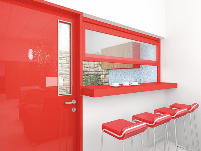 Ide Desain Ruang Tamu Dan Dapur Terbuka Begini Cara Masukan