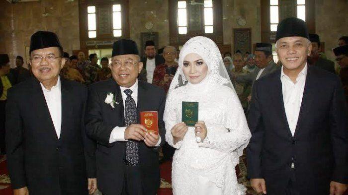 Wury Estu Handayani dan Maruf Amin