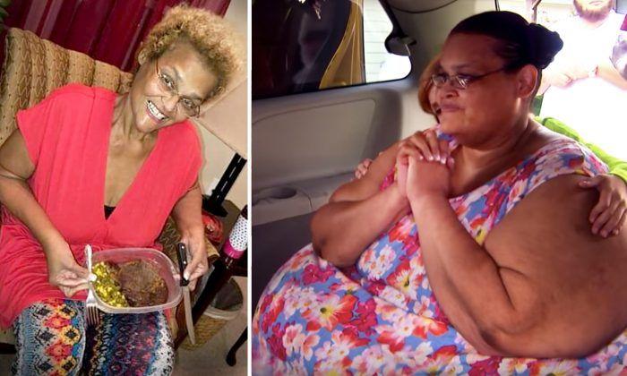 Ibu Ini Berhasil Turunkan Berat Badan dari 340 Kg Jadi 70 Kg