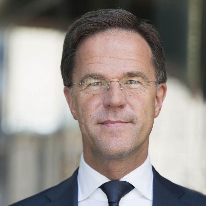 Nederland, Den Haag, 15-05-2019. Mark Rutte, Minister-president, ministerie van Algemene Zaken.