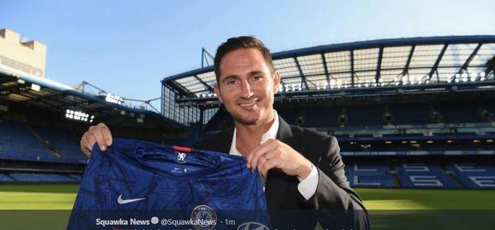Frank Lampard jadi pelatih Chelsea pada 4 Juli 2019