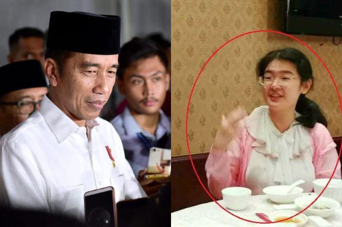 Audrey Yu dapat tawaran spesial dari Jokowi.