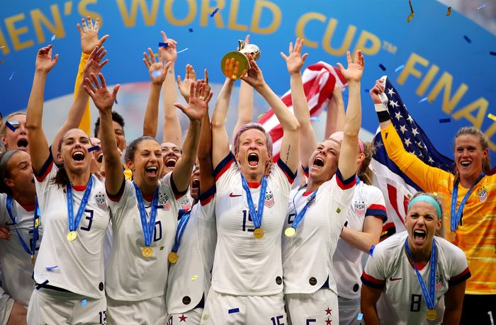 Amerika Serikat Juara Piala Dunia Wanita 2019.