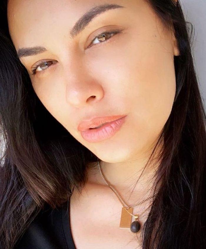 Tanpa makeup, Sophia Latjuba tampil cantik meski sudah berusia 48 tahun
