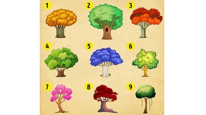 Tes Kepribadian dengan Pohon