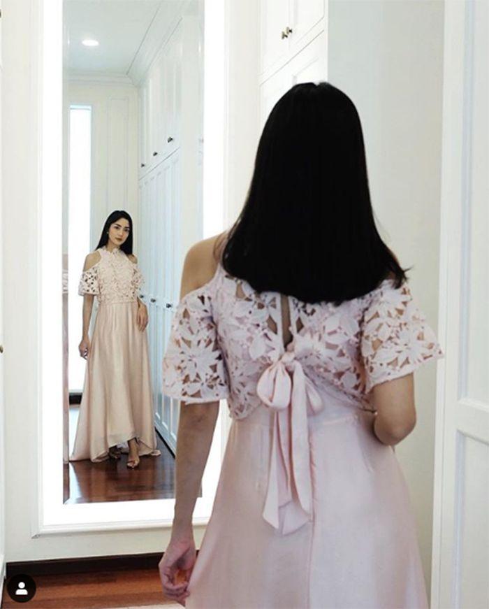 Potret kamar wardrobe