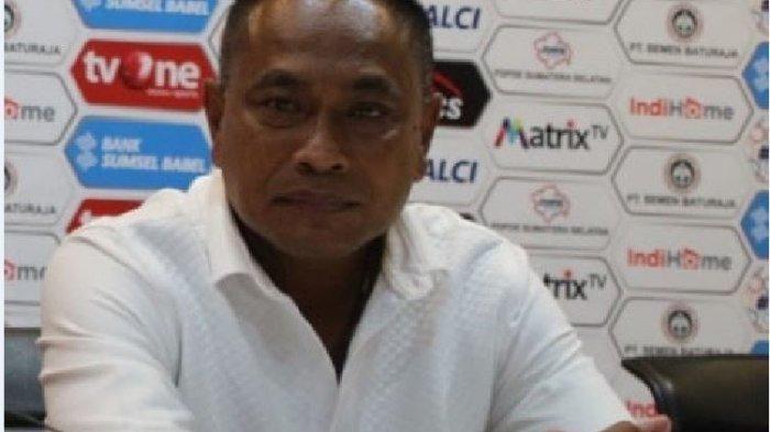 Kas Hartadi Pelatih Sriwijaya FC