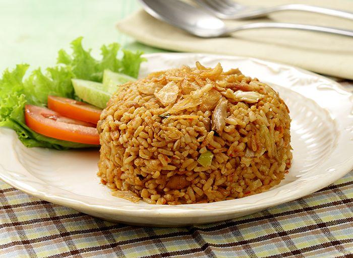 Ilustrasi nasi goreng