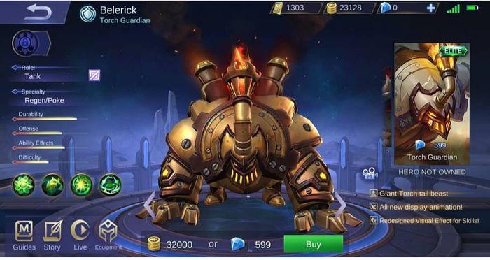 Belerick (Torch Guardian)