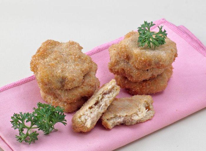 Nugget ayam kari