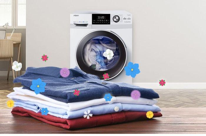 Berbagi inovasi terus dikembangkan pada produk mesin cuci.
