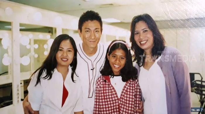 Ninuk, Anak Angkat Andy Lau dari Salatiga, Jawa Tengah