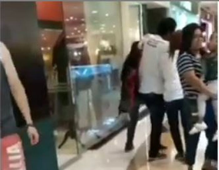 Video viral seorang pria ribut dengan 2 wanita di Malioboro, Yogyakarta.