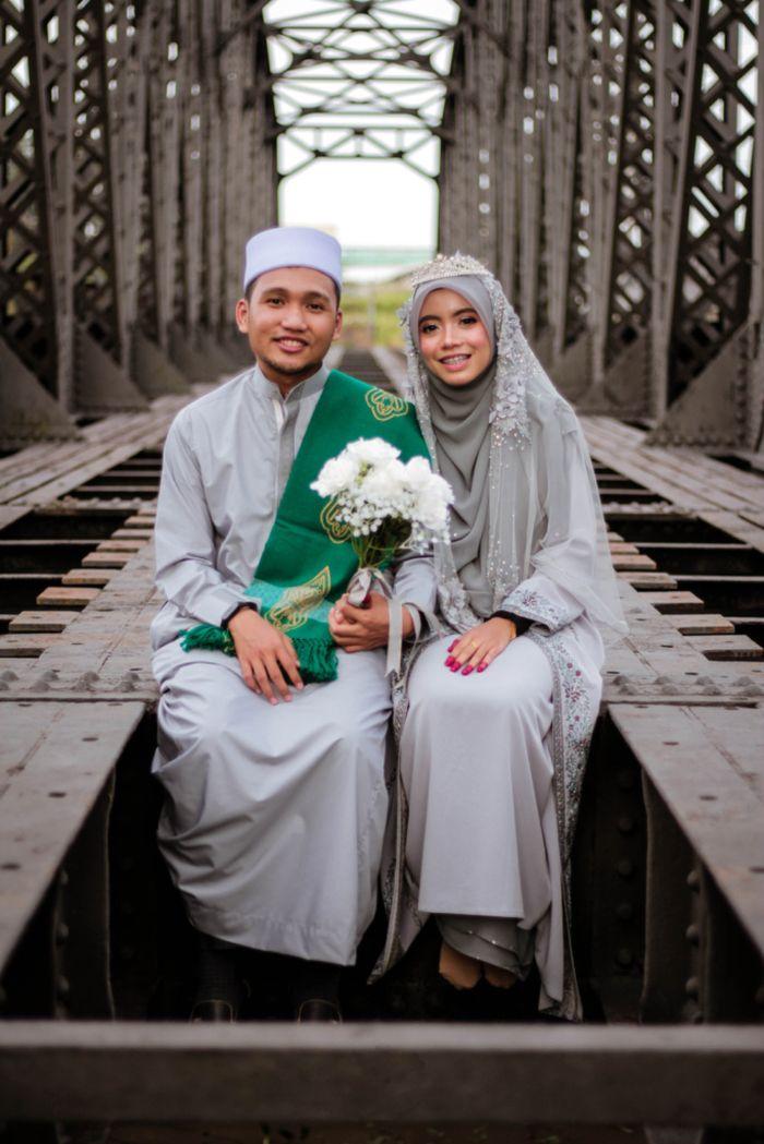Demi bisa segera nikahi kekasih tercinta, Luqman rela hidup dengan Rp 300 ribu per bulan.