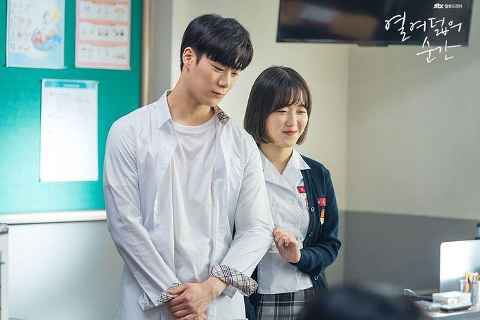 Jung Oh Je, Karakter Moonbin 'ASTRO' di Moment at Eighteen