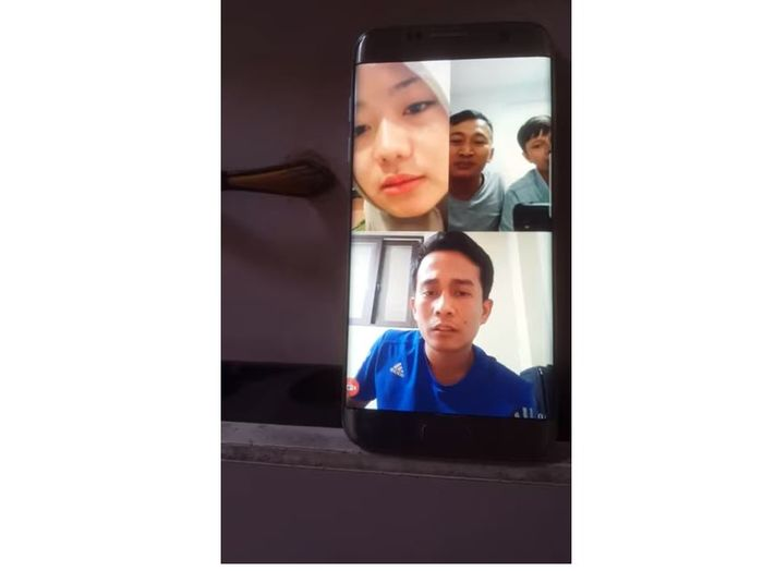 Video Call Yusuf