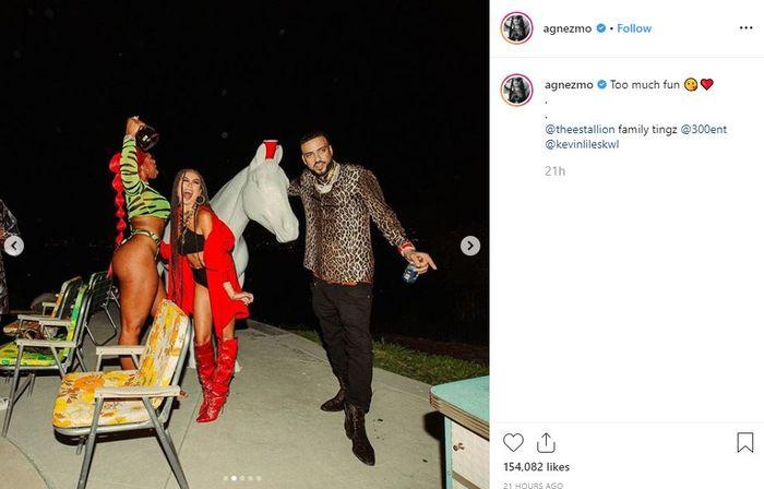 Agnez Mo tutup kolom komentar di Instagramnya