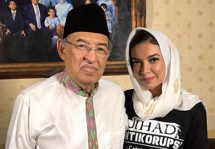 Najwa Shihab dan sang ayah,