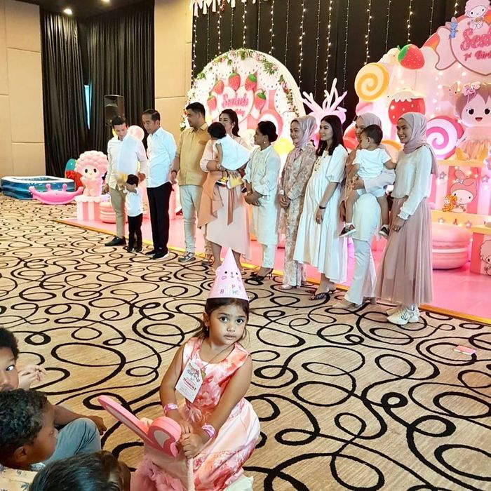 Penampilan Selvi Ananda di ulang tahun Sedah Mirah