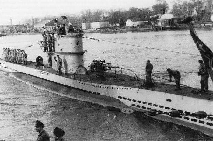 U-Boat 93