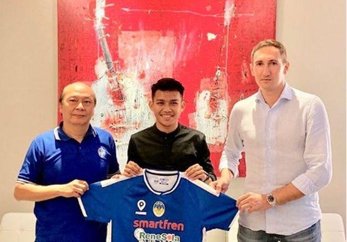 Witan Sulaiman telah resmi menjadi pemain PSIM