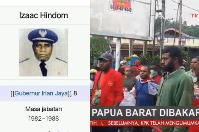Secuil kisah percakapan Gubernur Izaac Hindom dengan Gubernur Jawa Tengah