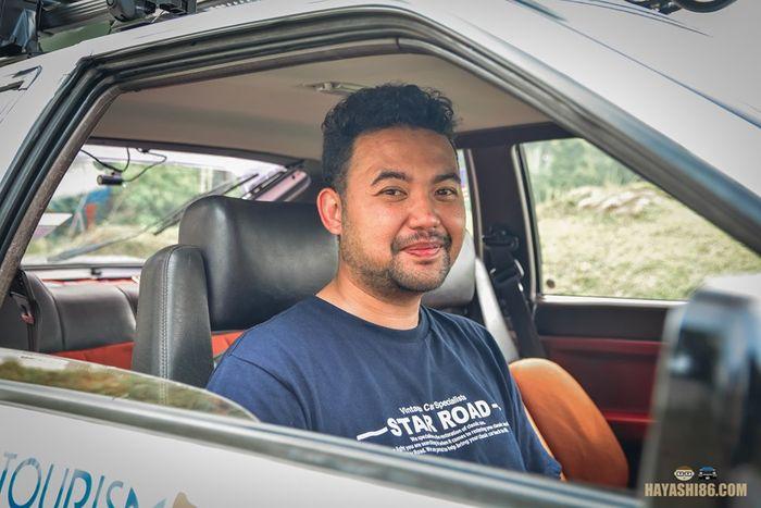 Engku Mohammad Hadri, siap berkelana sejauh 32 ribu Km demi nikahi kekasihnya di Jerman.