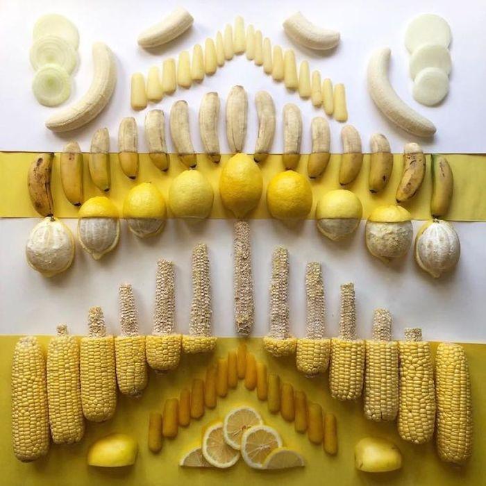 Seni fotografi makanan yang menakjubkan
