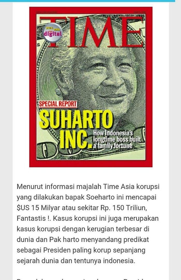 Cover Kontroversial Majalah Time