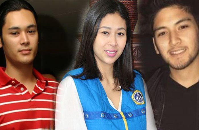 Ketiga Anak Bambang dan <a href='https://manado.tribunnews.com/tag/halimah' title='Halimah'>Halimah</a>