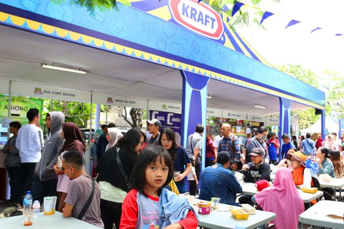 Say Cheese Kraft Held The Biggest Cheese Festival Ever In