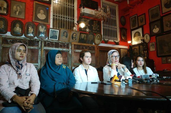 Kesaksian Istri Korban Kecelakaan Dul Jaelani: Pernah Telat, Tapi 6 Tahun Ahmad Dhani Selalu Transfer Santunan