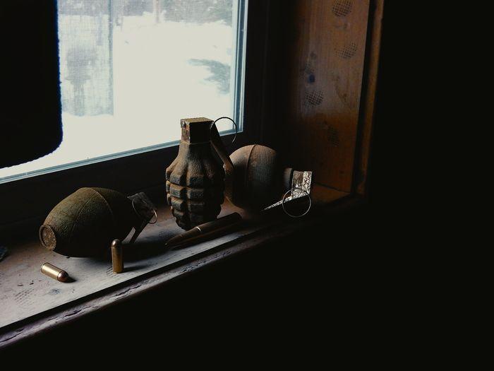 Ilustrasi granat