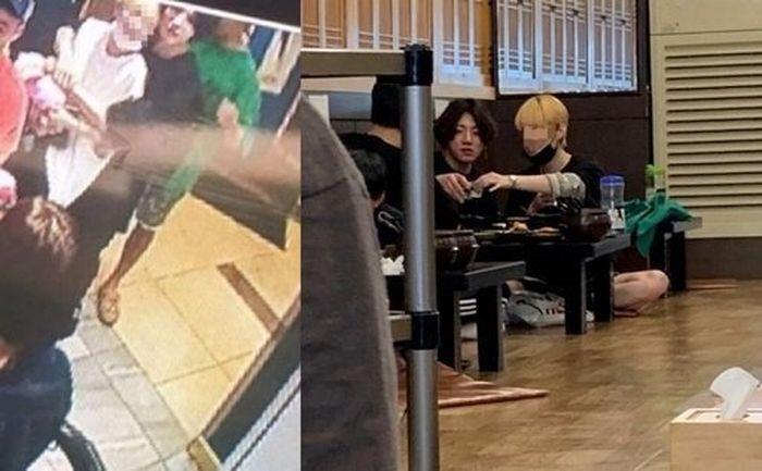 Gara-gara tato, Jungkook BTS digosipkan pacaran.