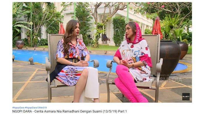 Jessica Iskandar dan Nia Ramadhani (TribunStyle.com)