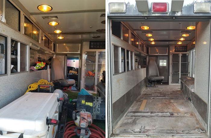 Ambulans tua Michael