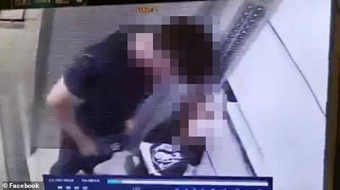 CCTV kejadian sebelum Bell ditemukan meninggal dunia