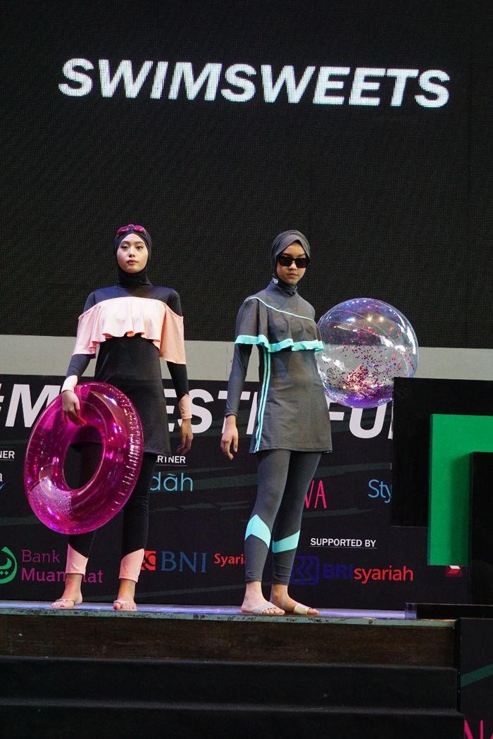 Busana renang hijab karya tiga dokter berbakat (Grid.ID)