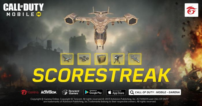 Scorestreak Call Of Duty Mobile