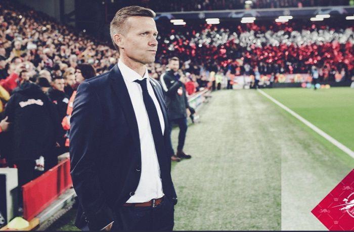 Pelatih Red Bull Salzburg, Jesse Marsch ternyata sempat menginstruksikan anak buahnya untuk menyerang dari sisi Virgil van Dijk.