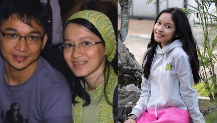 Putri Pasha Ungu dan Okie Agustina, Shakinah Azalea