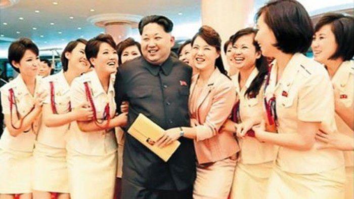 Kippumjo, organisasi gadis-gadis Korea Utara untuk budak nafsu pejabat