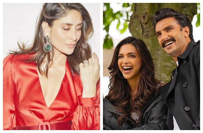 Sudah Beristri Deepika Padukone, Ranveer Singh Kepergok Pandangi Kareena Kapoor Tanpa Berkedip